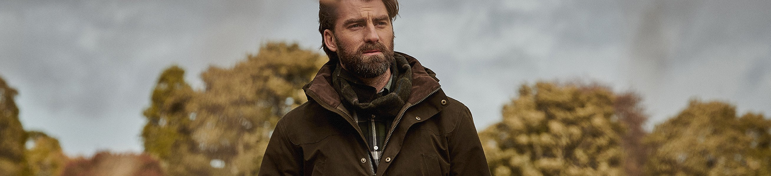 Barbour outdoor jackets