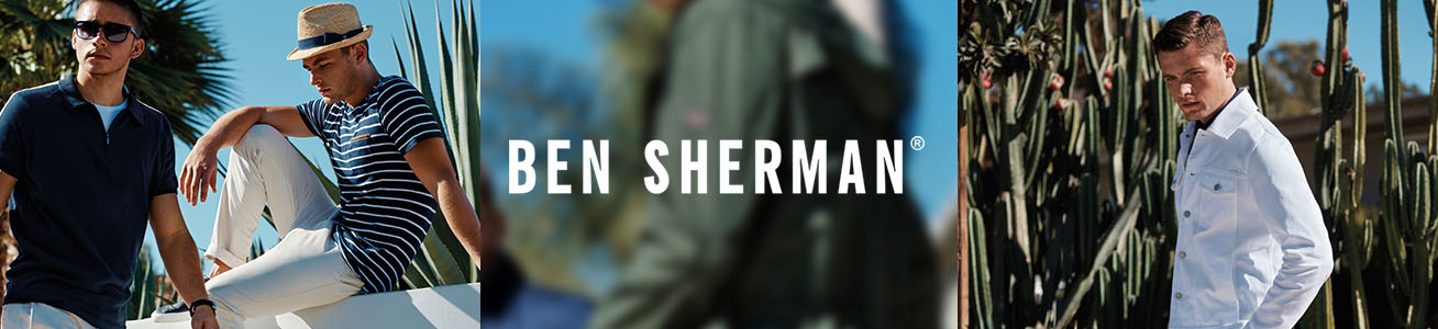 Ben Sherman Jacken