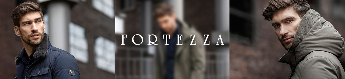 Fortezza jacket for men
