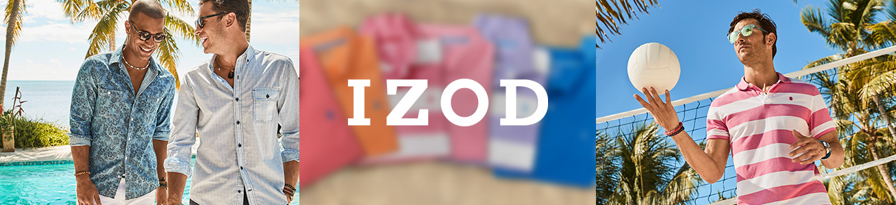 IZOD Shirts Outlet