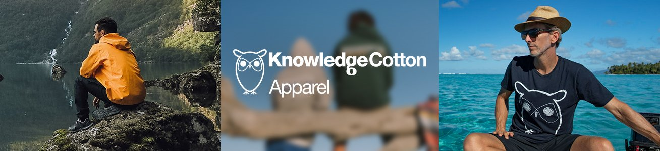 KnowledgeCotton Apparel Sale