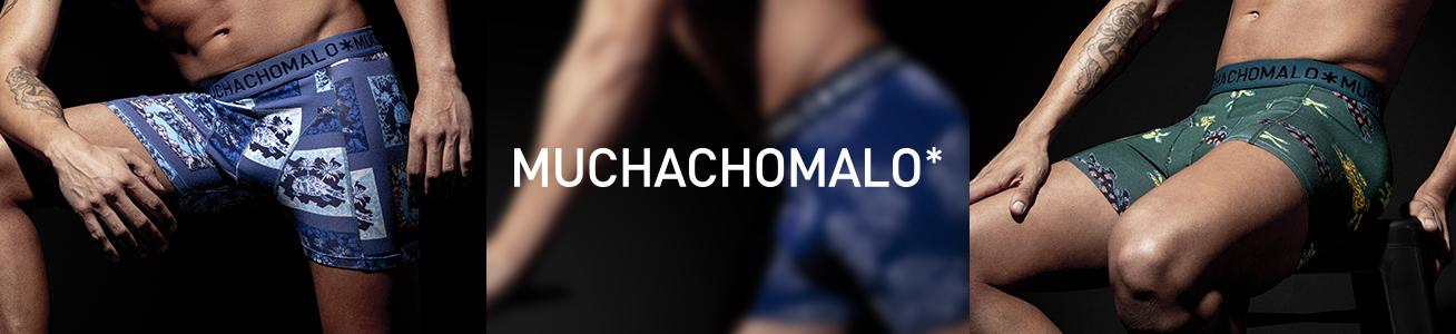 Muchachomalo basics voor heren