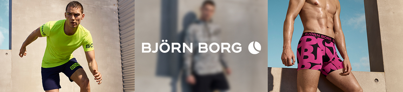 Bjorn Borg Mens's clothing