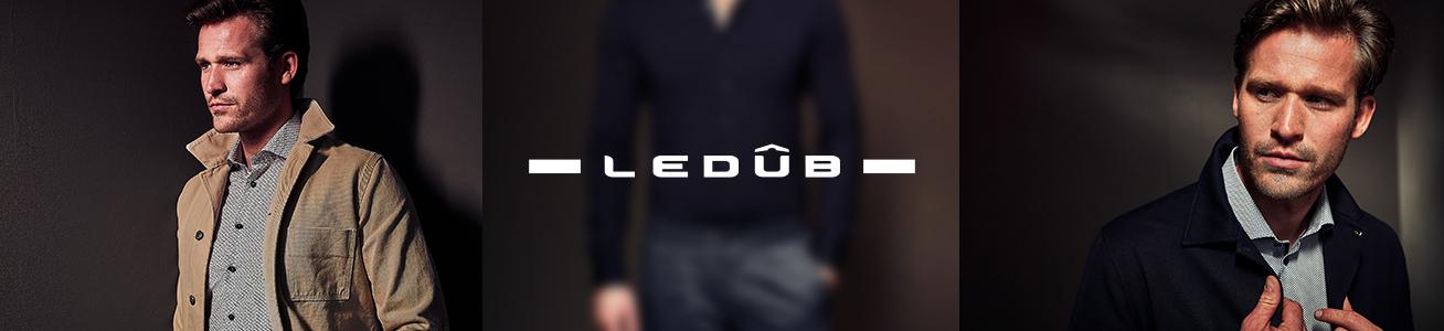 Modern Fit Ledub Business Hemden Herrenmode