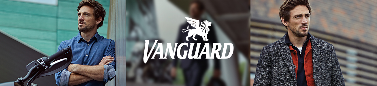 Modern-Fit Vanguard menswear