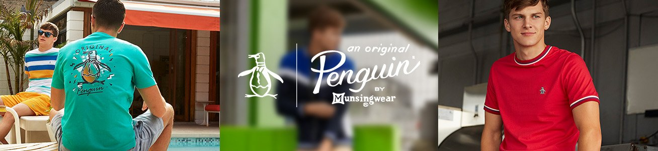 Original Penguin Herrenbekleidung