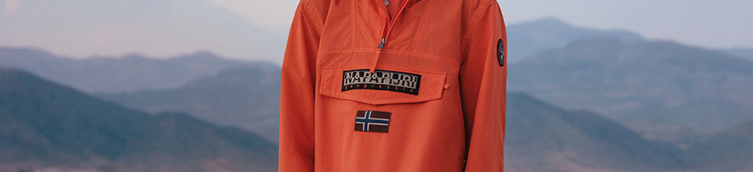 Napapijri Men's Clothing