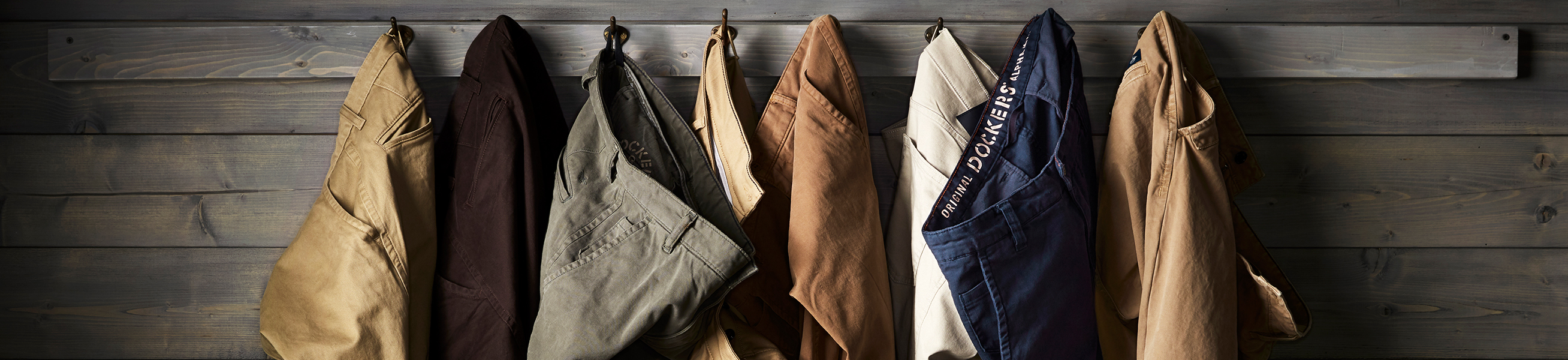 Dockers Alpha Slim Tapered
