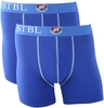 Suitable Boxershort 2Pack Blauw