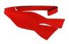 Zelfstrikker Zijde Rood F34