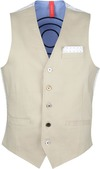 Blue Industry Gilet Beige