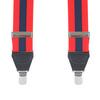 Bretel Red Navy Stripe