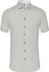 Desoto Overhemd Korte Mouw Groen 603