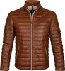 Milestone Tereno Leather Jacke Cognac