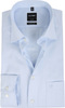 OLYMP Luxor Overhemd Slim Line Lichtblauw Herring