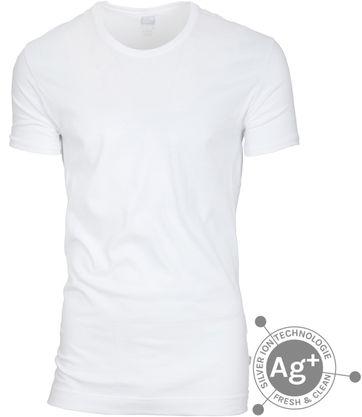 Alan Red T-shirt Fresh Wit