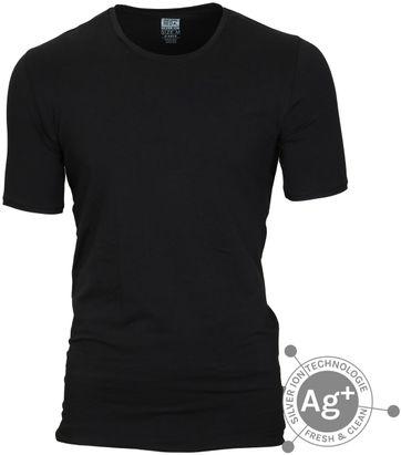 Alan Red T-shirt Osaka Black