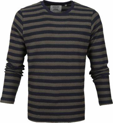 Anerkjendt Akmiles Sweater Dunkelgrün