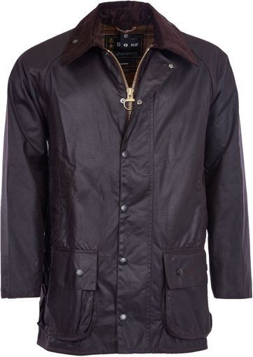 Barbour Beaufort Wax Jacket Brown