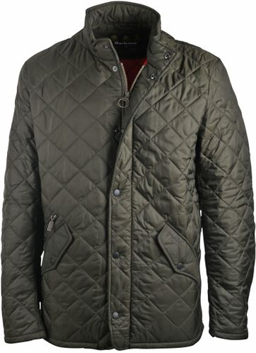 Barbour Flyweight Chelsea Jacket Olive