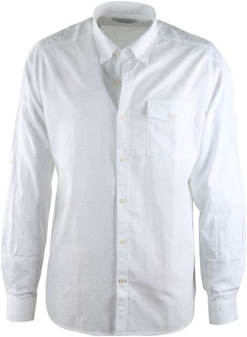 Barbour Forge Shirt White