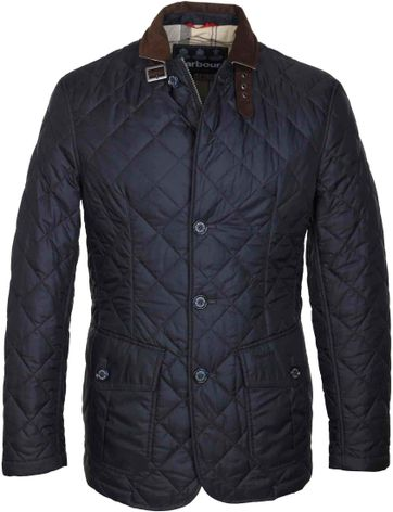 Barbour Jack Sander Navy