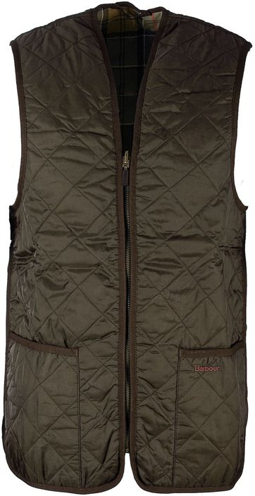 Barbour Lining Beaufort Olive