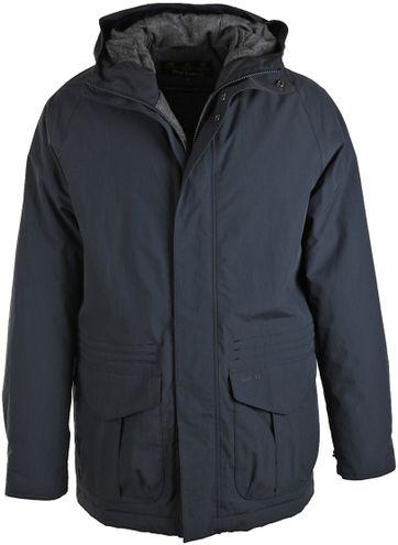 Barbour Rivington Jacket Navy