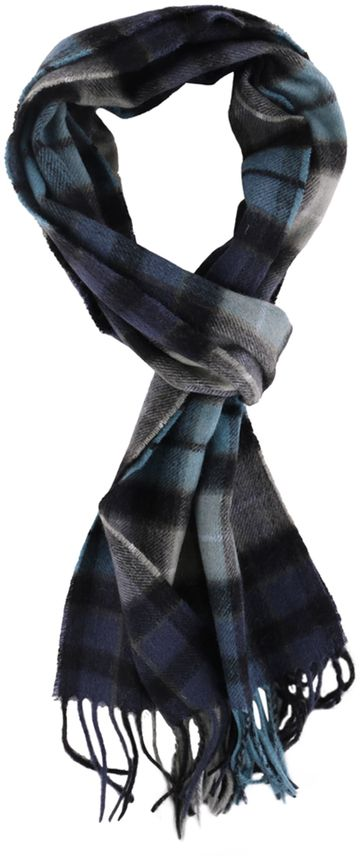 Barbour Scarf New Check Tartan