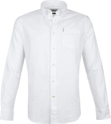 Barbour Shirt Weiß