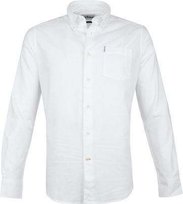 Barbour Shirt White