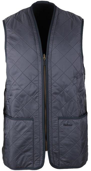 Barbour Waistcoat Polarquilt Blue
