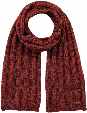 Barts Elroi Scarf Red
