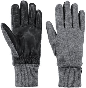 Barts Gloves Bhric Grey
