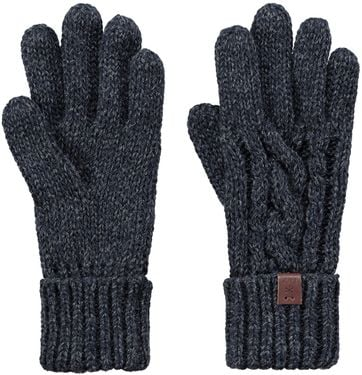 Barts Gloves Twister Navy