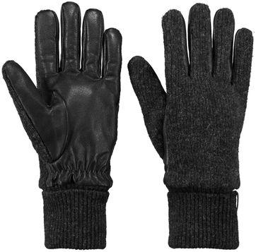 Barts Handschuhe Bhric Schwarz