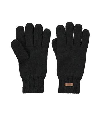 Barts Handschuhe Haakon Schwarz