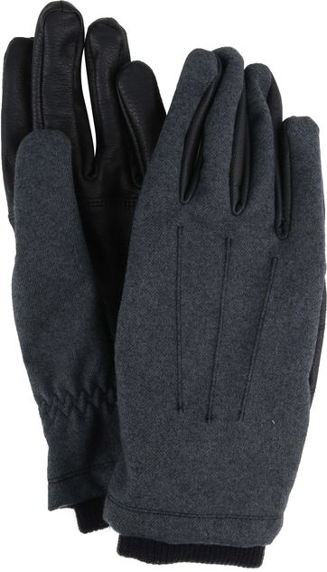 Barts Maple Dunkelgrau Handschuhe
