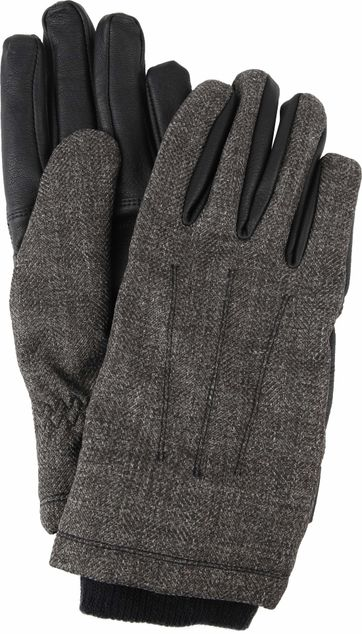 Barts Maple Gloves Dark Grey