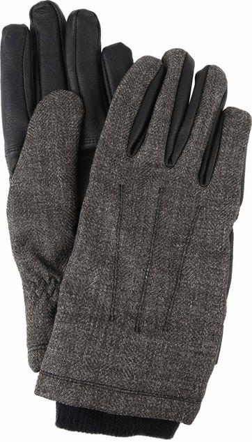 Barts Maple Handschuhe Dunkelgrau