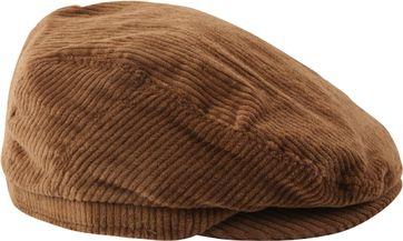 Barts Oslo Cap Corduroy Brown