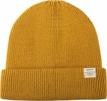 Barts Vinson Beanie Mustard