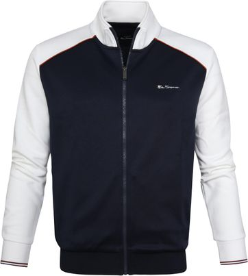 Ben Sherman Track Jacket Navy