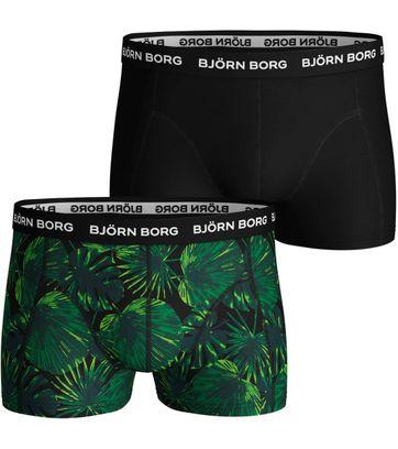 Bjorn Borg Boxershorts Garden 2-Pack