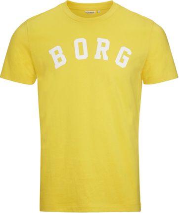 Bjorn Borg T-shirt Berny Maize Gelb