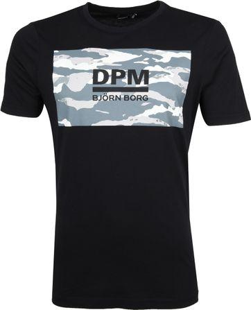 Bjorn Borg T-Shirt DPM Black