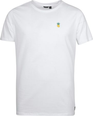 Bjorn Borg T-shirt Weiß Ananas