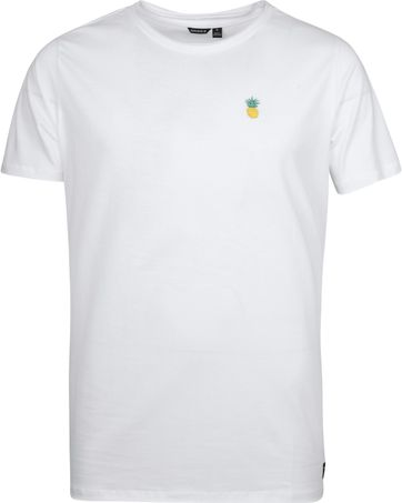Bjorn Borg T-shirt White Pineapple