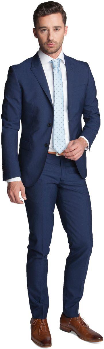 Blau Anzug Wilson