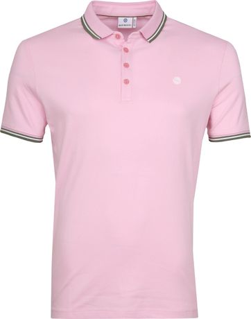 Blue Industry Poloshirt M21 Pink